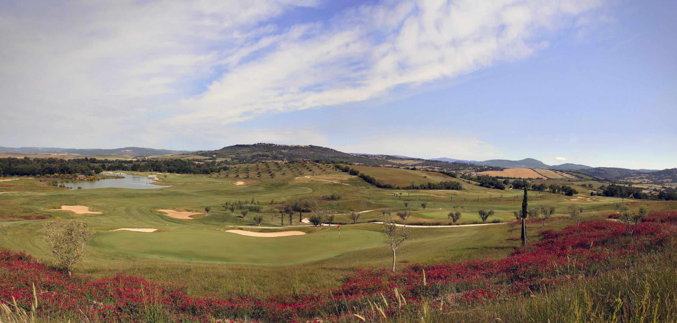 Golf e benessere a Terme di Saturnia
