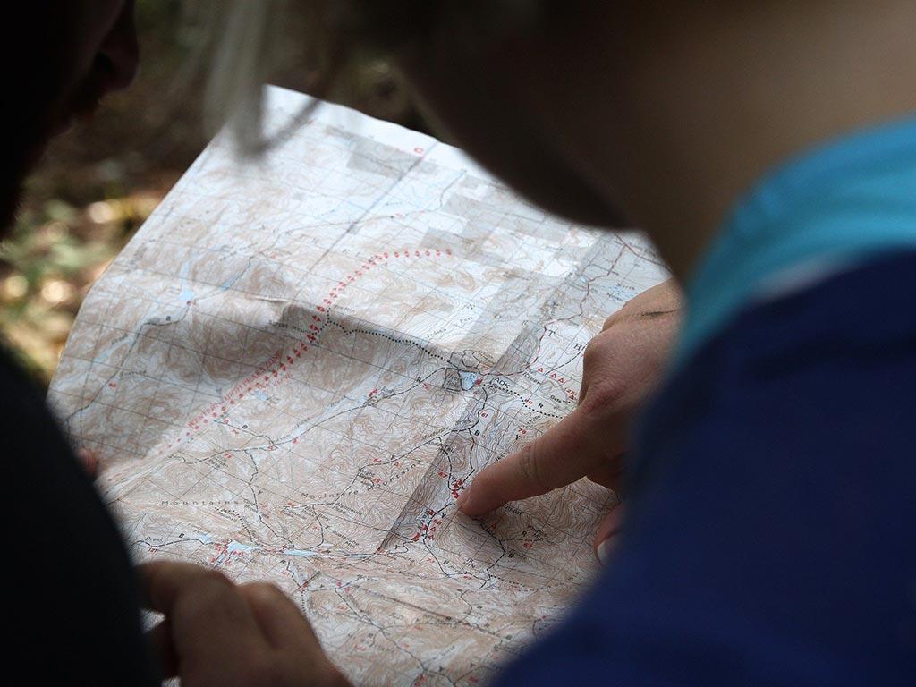 Orienteering in Maremma Toscana