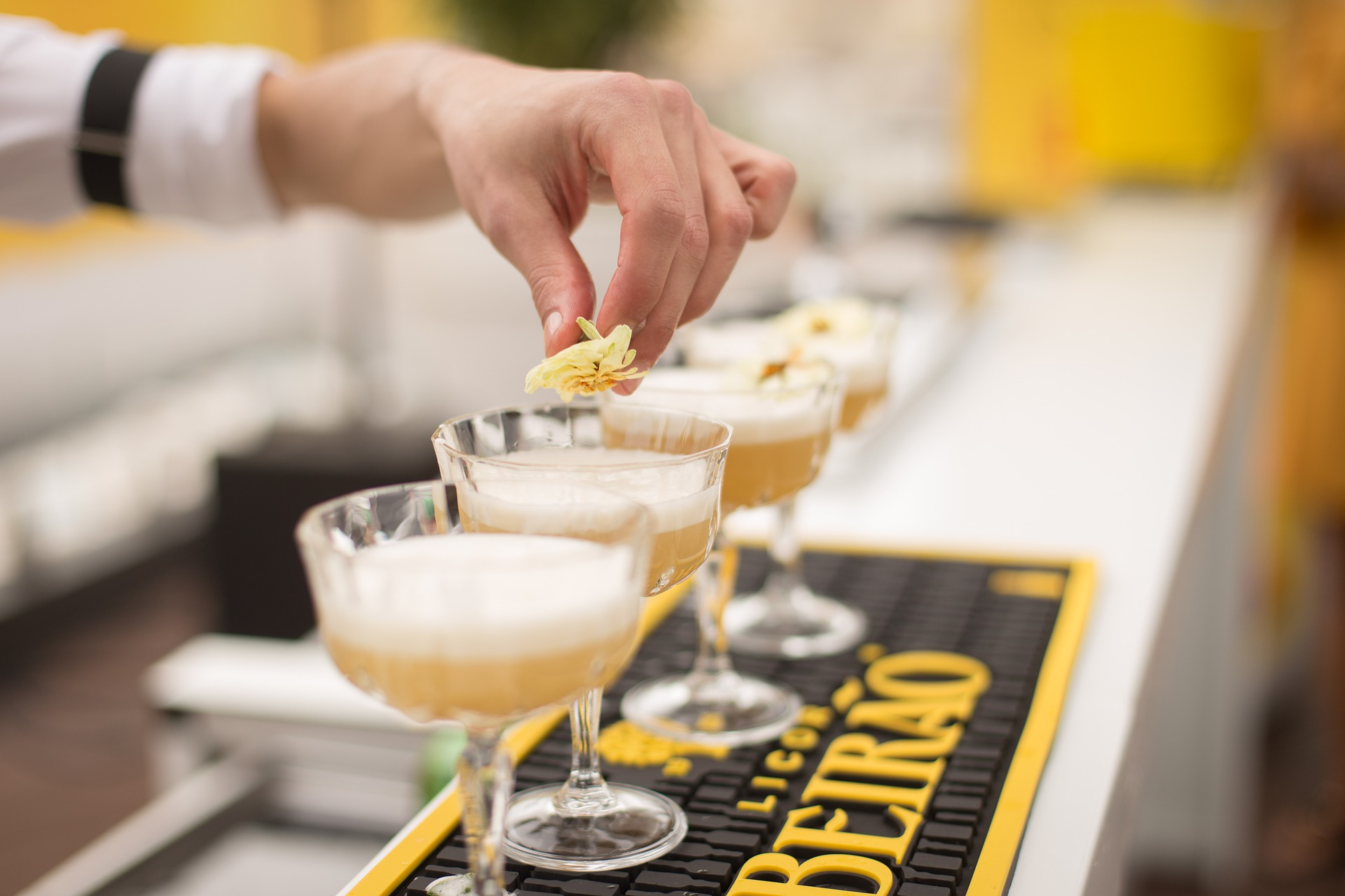 Cocktail Challenge in Toscana